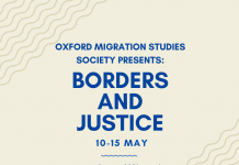 Oxford migration conference